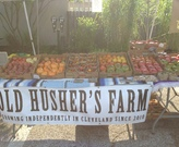 Author's old farm stand back in 2014